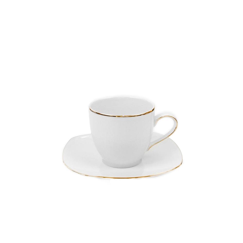 tasse assiette tasse 200 ml avec soucoupe cytise en porcelaine. Black Bedroom Furniture Sets. Home Design Ideas