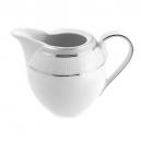 Crémier en porcelaine, art de la table, service à café
