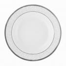 Assiette creuse à aile 22 cm Montbretia en porcelaine