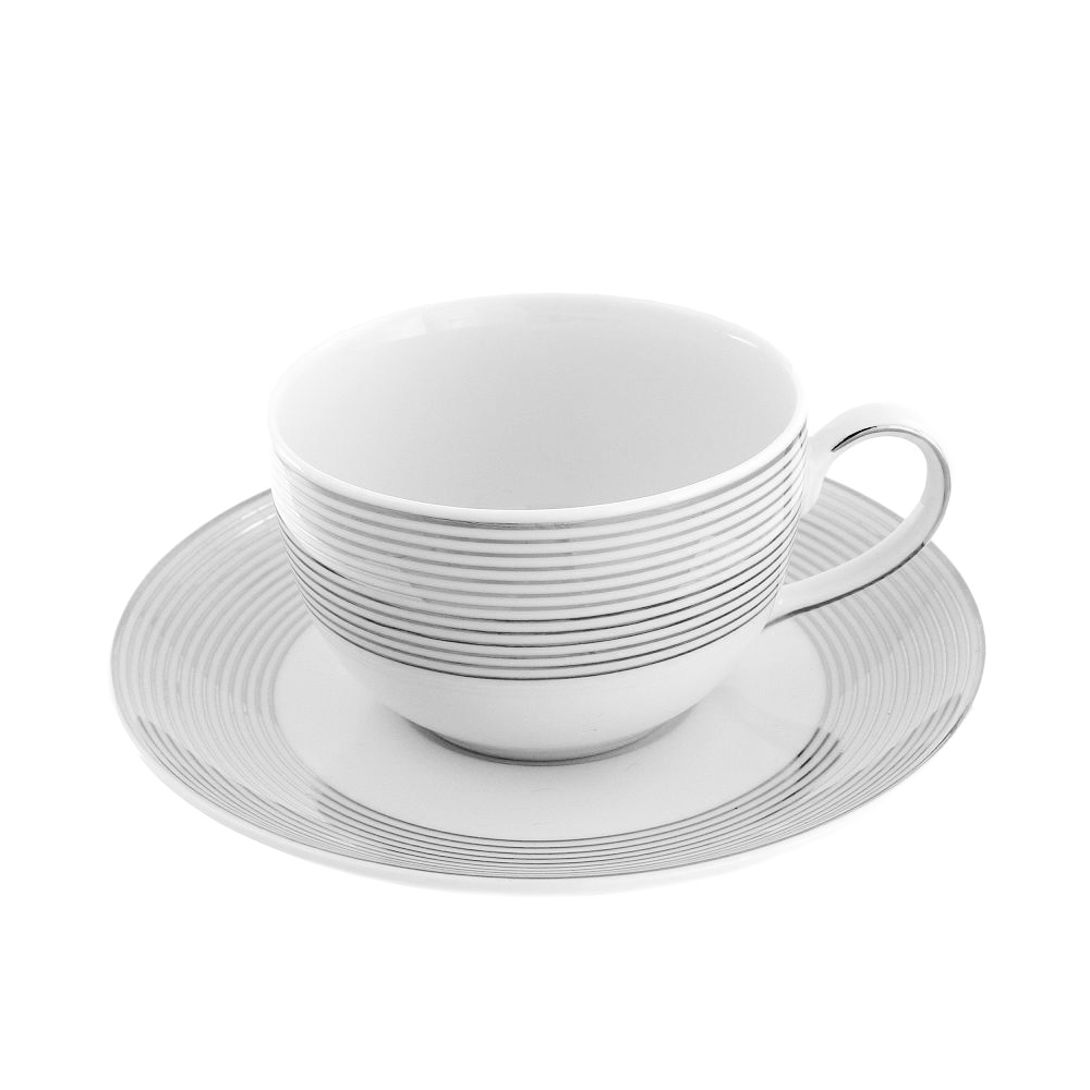 tasse assiette tasse th 250 ml avec soucoupe. Black Bedroom Furniture Sets. Home Design Ideas