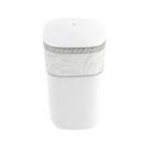 Poivrier Oxalis en porcelaine