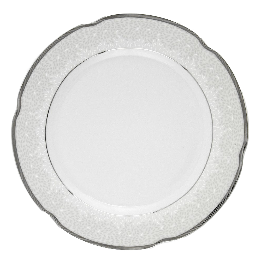 tasse et assiette ronde plate 27 cm en porcelaine. Black Bedroom Furniture Sets. Home Design Ideas