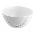 Saladier rond 23 cm Sedum en porcelaine