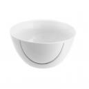 Saladier rond 17 cm Sedum en porcelaine