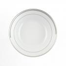 Saladier rond 23 cm Hosta en porcelaine