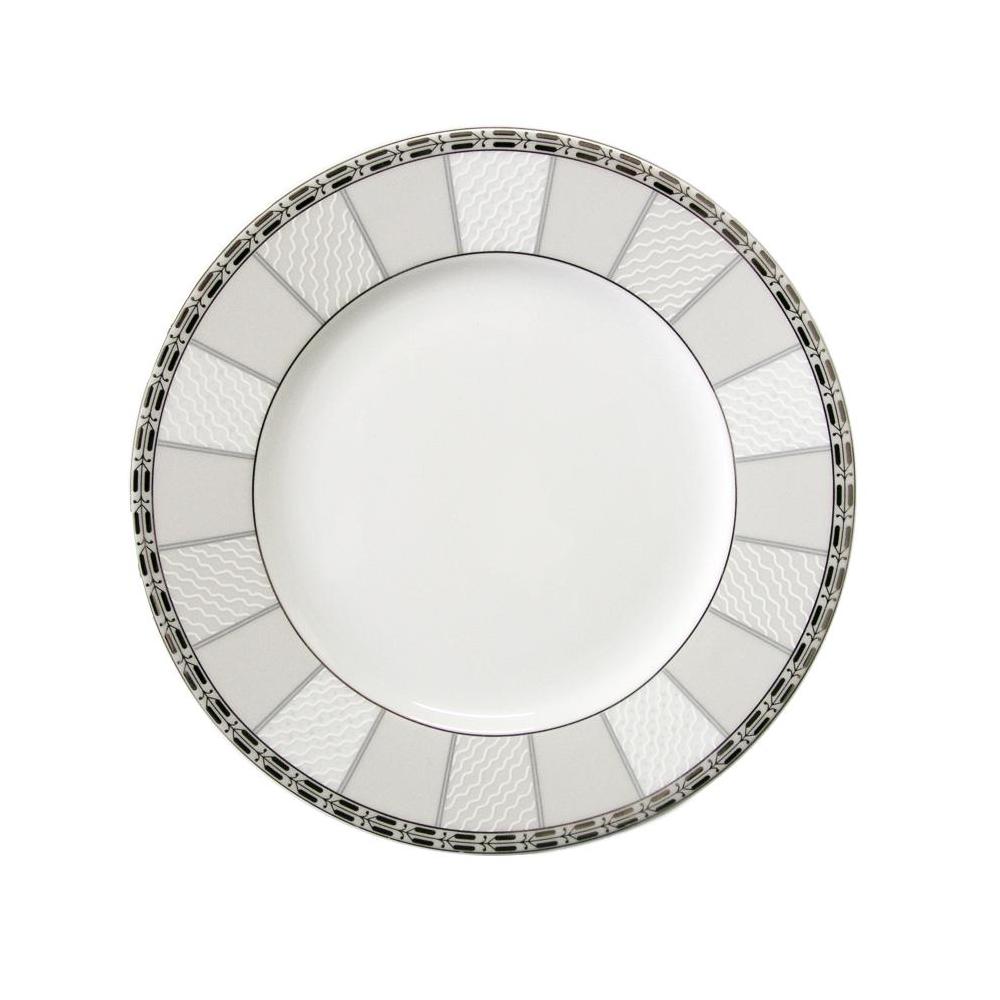 tasse assiette service de table 24 assiettes vague mousseuse en porcelaine. Black Bedroom Furniture Sets. Home Design Ideas