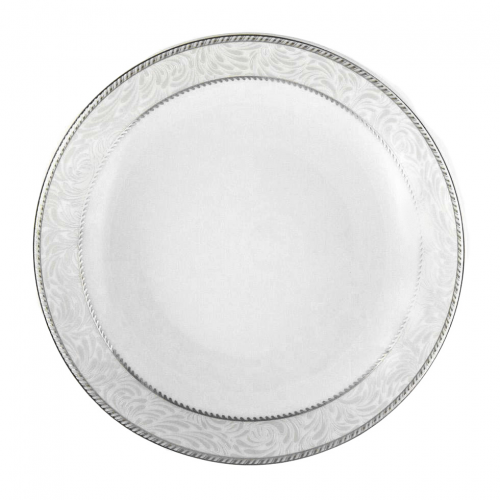 Tasse assiette assiette calotte 22 cm porcelaine blanche for Art de la table vaisselle