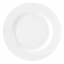 Assiette 27 cm plate ronde en porcelaine - Catalpa