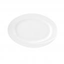 Ravier 24 cm Catalpa en porcelaine