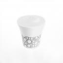 Salière Black or White en porcelaine