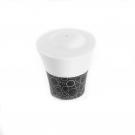 Poivrier en porcelaine Black or White