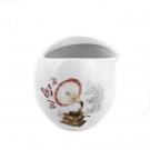 Crémier 250 ml Symphonie des Papillons en porcelaine