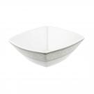 Coupelle carrée 13 cm Astilbe Royal en porcelaine