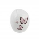 Salière Symphonie des Papillons en porcelaine
