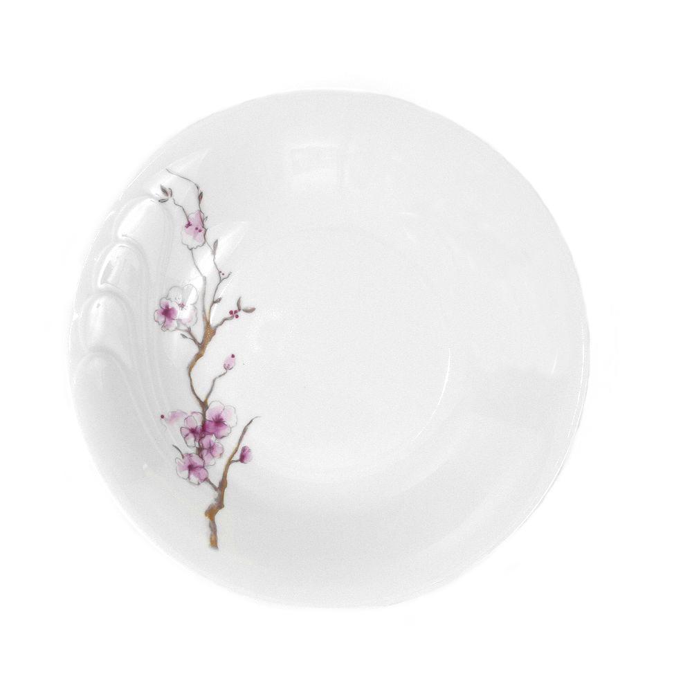 tasse assiette assiette creuse 22 5 cm fusain en. Black Bedroom Furniture Sets. Home Design Ideas