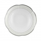 Saladier 26 cm rond en porcelaine - Idylle dans l'olivaie