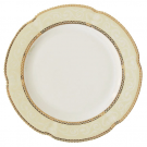 Assiette 27 cm ronde plate en porcelaine - Impression Chatoyante