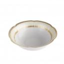 Saladier 17 cm rond en porcelaine Impression Chatoyante
