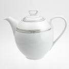 Théière 13c couvercle Noces en porcelaine, service à thé de grande qualité en porcelaine raffiné