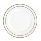 art de la table, service de table complet en porcelaine blanche, vaisselle galon or, assiette dessert