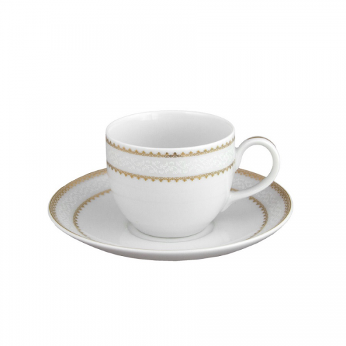tasse caf 100 ml avec soucoupe en porcelaine. Black Bedroom Furniture Sets. Home Design Ideas