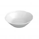 service de table complet, vaisselle en porcelaine blanche, Bol, coupelle, art de la table