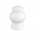 Poivrier en porcelaine blanche Révérence Nivéenne, porcelaine, art de la table