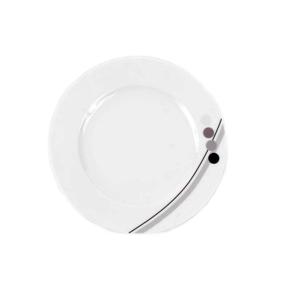 assiette plate 27 cm. Black Bedroom Furniture Sets. Home Design Ideas