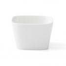 Bol carré 11 cm Viorne en porcelaine