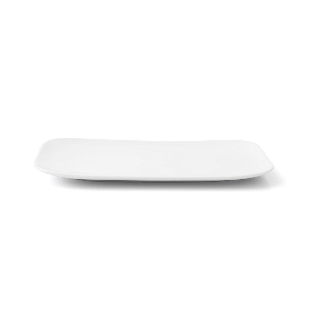 tasse assiette plat rectangulaire 34 cm viorne en. Black Bedroom Furniture Sets. Home Design Ideas