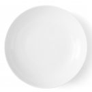 Assiette calotte 22 cm Muscari  en porcelaine