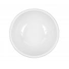 Saladier rond 24,5 cm Forsythia en porcelaine