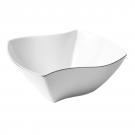 Saladier 29 cm Bergenia en porcelaine