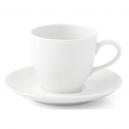Tasse à thé 0,2  l avec soucoupe Muscari en porcelaine