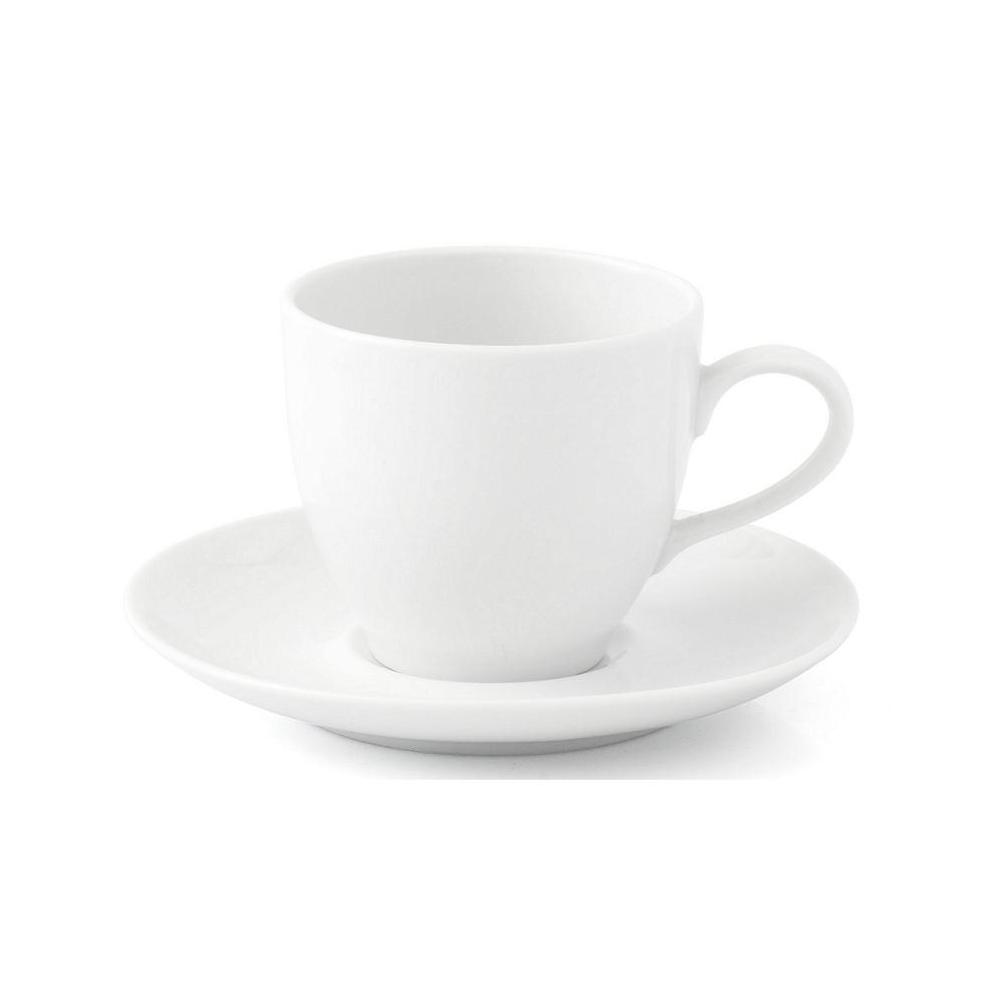 tasse th 200 ml avec soucoupe muscari en porcelaine. Black Bedroom Furniture Sets. Home Design Ideas