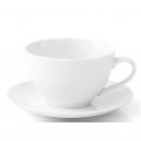 Tasse à thé 0,4  l avec soucoupe Muscari en porcelaine