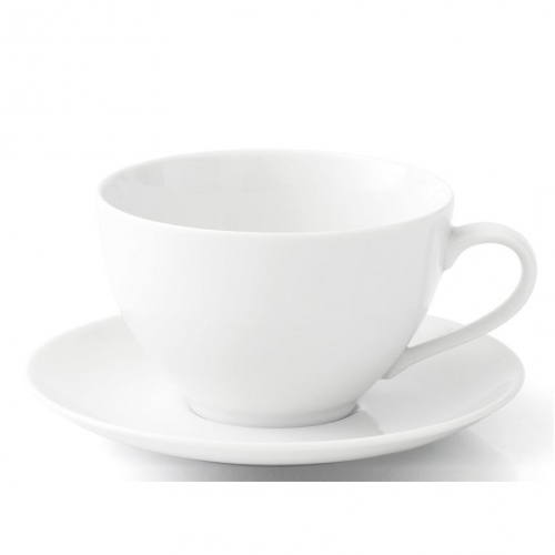 tasse assiette tasse th 400 ml avec soucoupe muscari en porcelaine. Black Bedroom Furniture Sets. Home Design Ideas