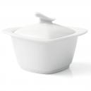 Sucrier 0,25 l  Gaillarde en porcelaine