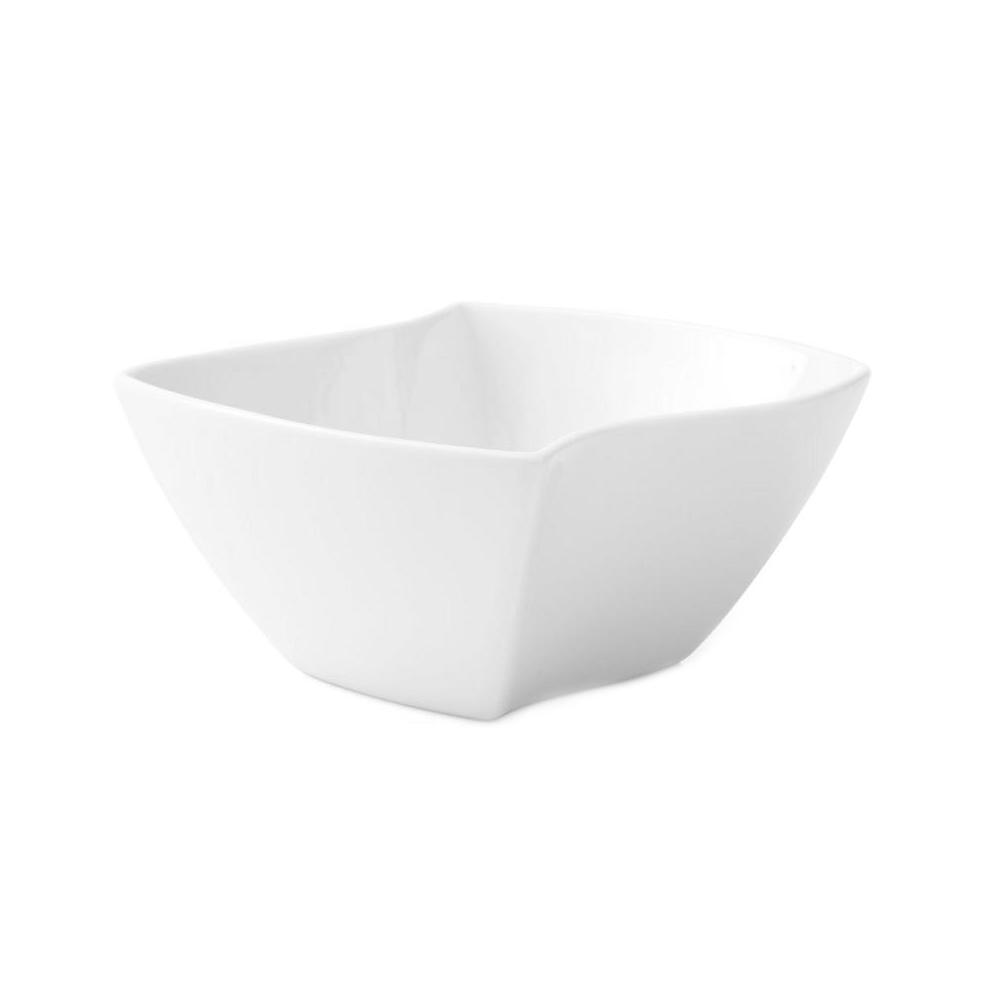 tasse assiette saladier 28 cm gaillarde en porcelaine blanche. Black Bedroom Furniture Sets. Home Design Ideas