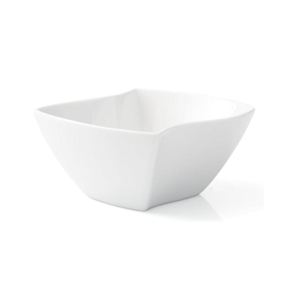 Tasse assiette saladier 18 5 cm gaillarde en - Saladier porcelaine blanche ...