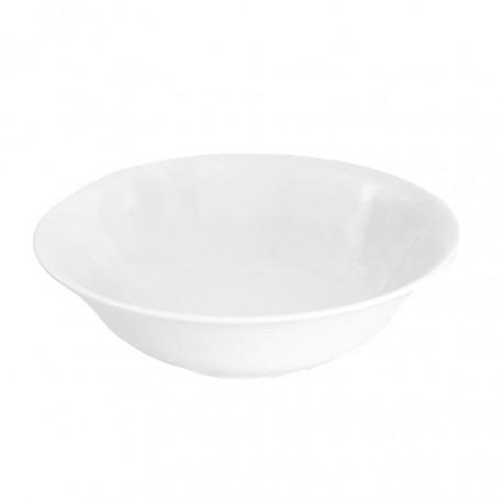 Saladier 26 cm Muscari en porcelaine