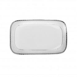 Ravier 25 cm Astrance en porcelaine