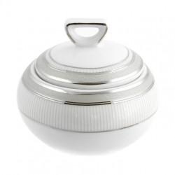 Sucrier en porcelaine, service complet, service à thé en porcelaine