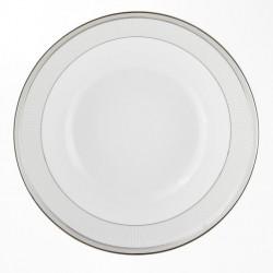 Saladier rond en porcelaine, service de vaisselle complet