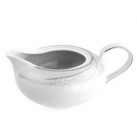 Saucière 550 ml Lupin en porcelaine