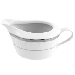 Saucière 450 ml Histoire d'oeuf en porcelaine