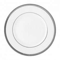 Assiette plate à aile 20 cm Histoire d'oeuf en porcelaine