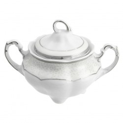 Sucrier 300 ml en porcelaine - Idylle dans l'olivaie