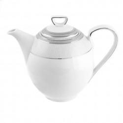 Théière 1300 ml avec couvercle Plaisir Enchanté en porcelaine
