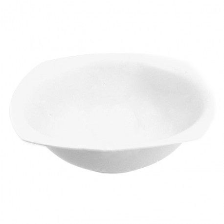 service complet blanc, Saladier 26 cm en porcelaine